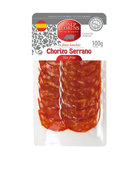 LONCHEADO CHORIZO SERRANO