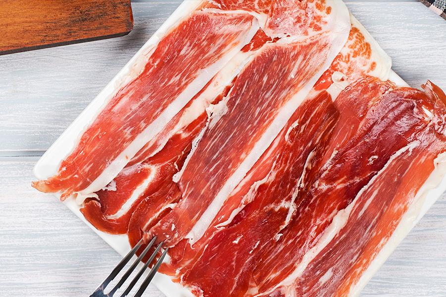 Does Iberian ham make you fat?