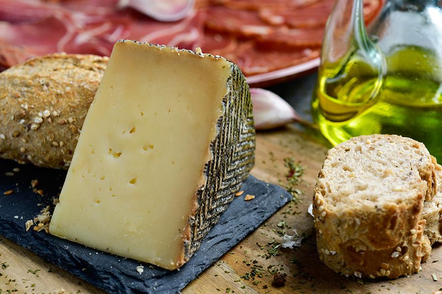 Las propiedades nutritivas del queso manchego