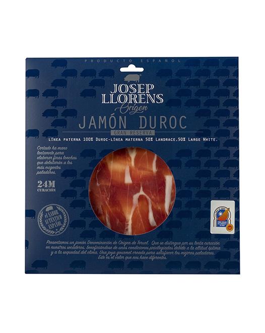 FATIADO DE JAMÓN DUROC